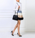 Deste_Monaco_Black_textured_leather_shoulder_bag_4