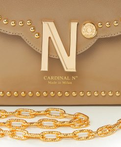 Cardinal_N_first_date_chaplet_embellished_beige_caviar_leather_chain_bag